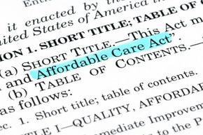 The actual Affordable Care Act is such a lengthy and involved document that it's unlikely that most people will ever read the whole thing.