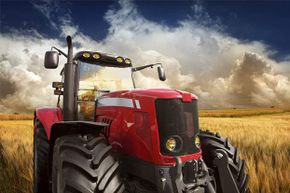 Would you be open to letting your tractor drive itself?