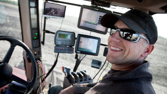 10 High-tech Tools on the Typical Farm