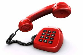 Don't underestimate the power of a good old-fashioned landline.