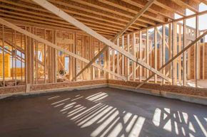 For extra protection, consider a cable sytem that ties the house frame to the foundation.