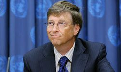 Bill Gates resigned from Microsoft, the company he founded, in July 2008, and he poured his energy into the Bill & Melinda Gates Foundation, which focuses on health reform in poor nations.