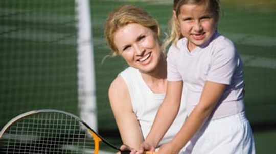 How to Teach Kids to Play Tennis