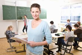Professional development courses help teachers improve their skills and, ideally, rise among the ranks.