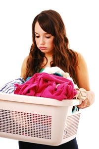 Chores are a part of every teen's life. But is there a point when there is too much responsibility?