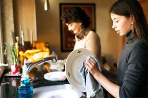 Teens need to learn the importance of cleaning before they leave home -- and doing chores around the house is the best way to teach them.