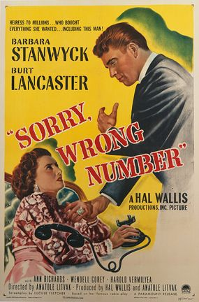 wrong number movie poster