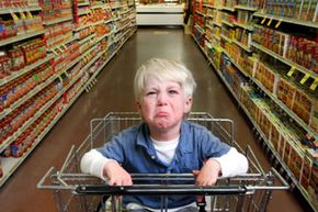 Temper tantrums are a basic fact of 2-year-old life.