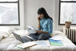 Think of all the gas (and time) you could save by telecommuting, or working from home.