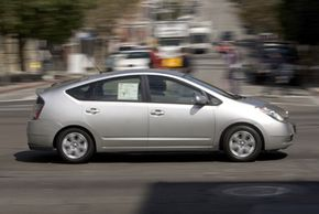 Green-minded consumers might consider buying a gas-electric hybrid car like the Toyota Prius.
