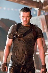 Sam Worthington stars as Marcus Wright