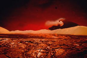 Can we remake Mars in Earth's image? See more Mars pictures.