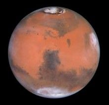 Mars has all of the elements needed to support life.