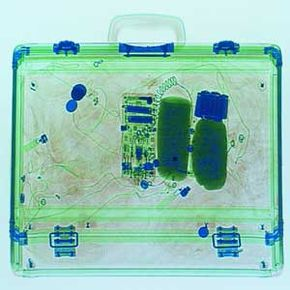Modern technology makes it possible to fit the deaths of thousands inside a mere piece of carry-on luggage.
