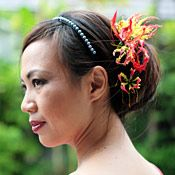 In Thai weddings, much of the pageantry focuses on the groom instead of the lovely bride.