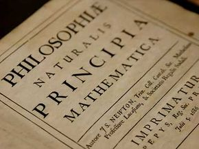 """The publication of Isaac Newton's """"Principia"""" effectively started the Enlightenment."""