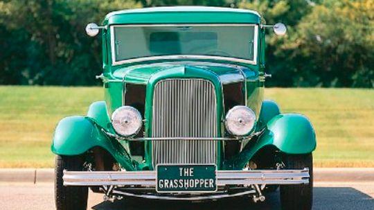 The Grasshopper: Profile of a Custom Car