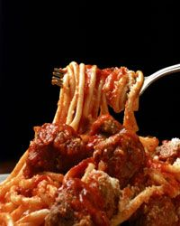 There's a reason spaghetti and meatballs is such a popular dish: It's delicious!