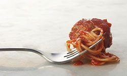 You can do so much more with meatballs than mix them into a plate of pasta! See more international tomato dishes pictures.