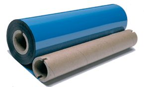 Thermal transfer ribbon is the middle-man between the print head and the paper in the transfer process.