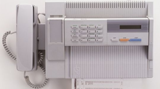 How Thermal Fax Machines Work