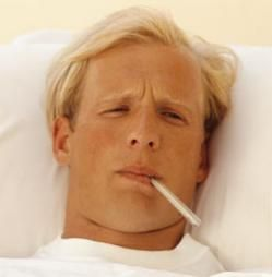 Too much stress making you sick? Using a thermometer will help tell. See more stress pictures.