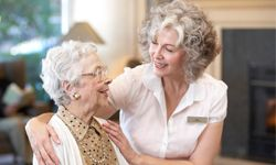 Try to determine how comfortable residents are with their caregivers.