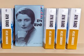 There are thousands of think tanks in the world. There's even one devoted to introducing people to Ayn Rand's novels and her philosophy of objectivism, and it's headquartered in Irvine, California.