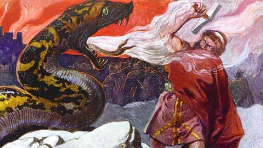 Norse Mythology Is Way More Than Thor