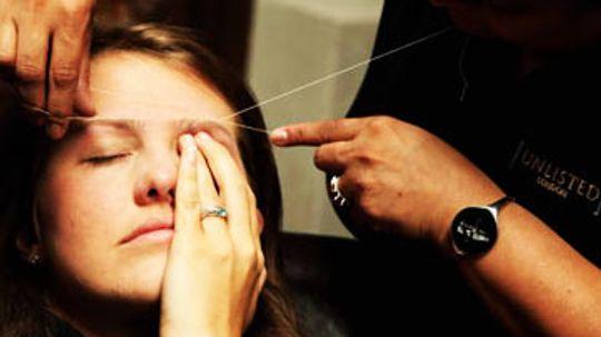 How often should I thread my eyebrows?