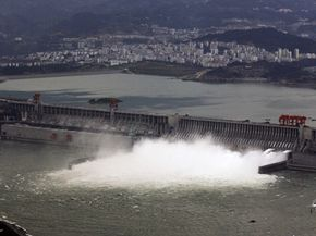 The Three Gorges Dam on the Yangtze will generate a lot of power, but at what cost?