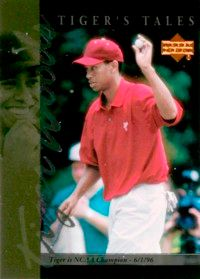Tiger Woods was destined for greatness from an early age. He learned to swing the club by mimicking his father, Earl. See more pictures of famous golfers.