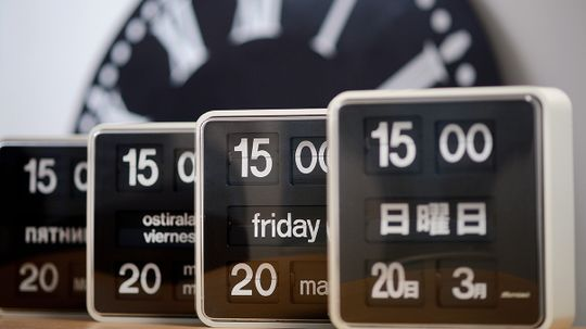 The Language You Speak Affects How You Perceive Time