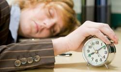 Take steps to help your body adjust to new work and sleep schedules.