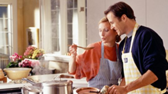 10 Time-saving Tips in the Kitchen