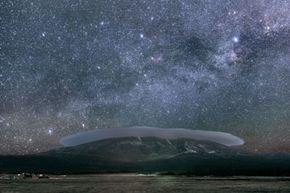 The stars above Flagstaff, Ariz., provide a backward view through time.