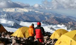 Sometimes, camping out is an uphill climb. Here are 10 tips for camping safely and enjoyably at high altitude.