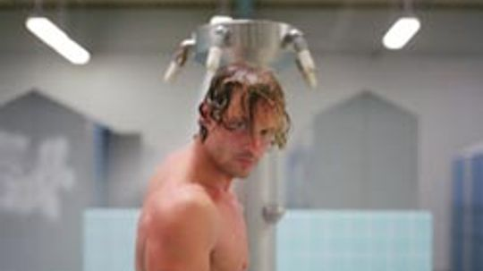 5 Rules for Showering at the Gym