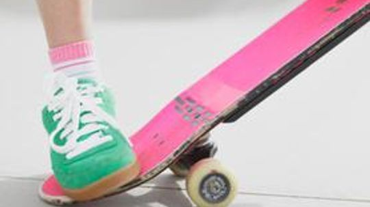 5 Tips for your First Time on a Skateboard