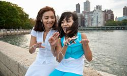 Use this stage to strengthen your relationship with your tween -- it just may come in handy during the teen years ahead.