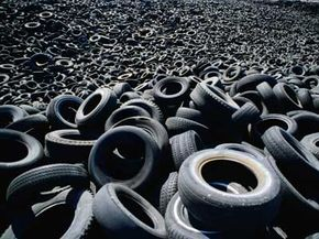 Despite basic similarities, automotive tires and trailer tires are not interchangeable.