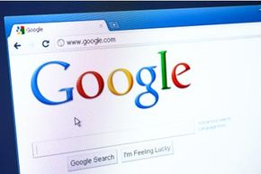 """The Google search engine is so popular, people now refer to Web searches as """"googling."""""""