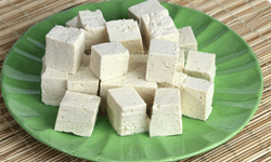 While we're used to seeing tofu in blocks and cubes, come Thanksgiving, it often takes on a distinctly birdlike shape.