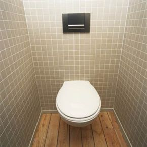 Should something go wrong and cause the refill valve to keep running, the toilet's overflow tube prevents a flood.