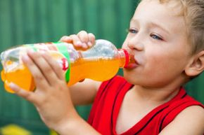 Sugary soft drinks are notoriously bad for your teeth. They form a sticky bond on the teeth that keeps the acids on the tooth surface longer, allowing bacteria and plaque to wreak their havoc.