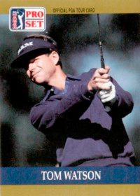 Tom Watson won eight major championships and 28 tournaments overall on the PGA Tour from 1974-83. See more pictures of the best golfers.