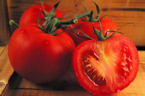 Nothing's tastier than a fresh-sliced, vine-ripened tomato. See more heirloom tomato pictures.