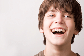 At 14, it might seem those pearly whites will stay clean and healthy on their own.
