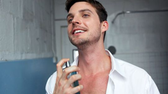 How much is too much when it comes to cologne?