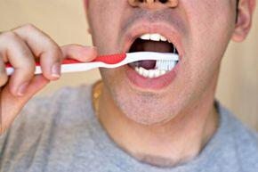 Yep, lots of toothpaste contains fluoride, but who knew that juice does, too?